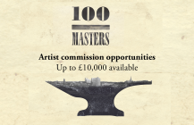 100 Masters artist commissions available