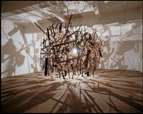 cornelia-parker-cold-dark-matter-an-exploded-view-1991-hugo-glendinning-image-courtesy-of-whitworth-art-gallery